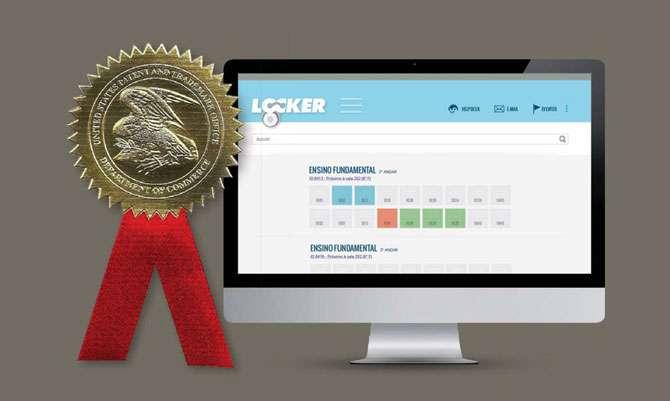 Como funciona o sistema de gestão de armários Locker?